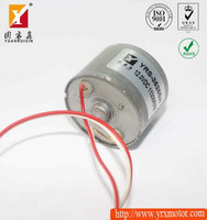 Small battery powered 10kg/cm torque dc motor for electric roller blind