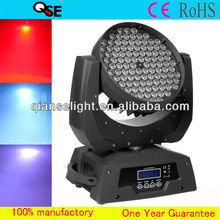 Professional Stage Light Show 108*3W LED Moving Head Light