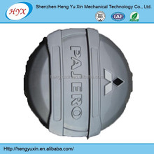 Factory OEM Design Thermoforming plasitc Spare tire casing/cover