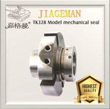 Double cartridge mechanical seal 328