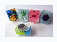 Fashion 3D Fridge Magnet/ Plastic Fridge Magnet/ Liquid Sou