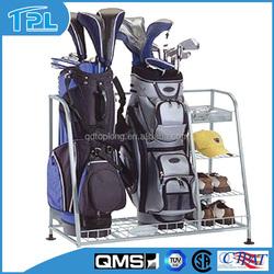 Golf Club and Bag Organizer
