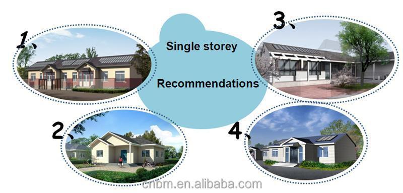 Modern design prefab huis kits voor indi maleisi thailand prefab huizen product id 60167084286 - Doos huis wereld ...