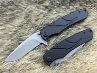 WK-26F Lockback New Design Stainless Steel Blade Knives With Belt Clip