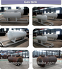 China Grade A Manufacturer Industrial lpg storage tank price