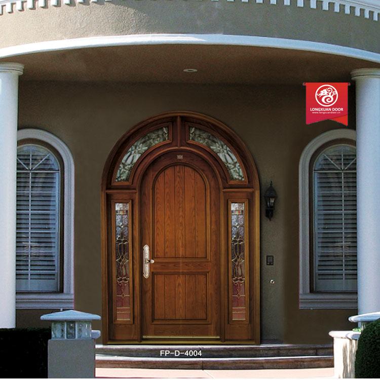 Puertas Redondas De Madera. Antiguo Armario De Madera De Hierbas De ...