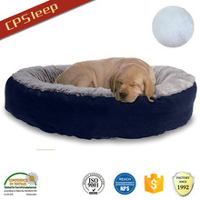 New Design All Weather Durable Colorful Polyester Fiber bed pet