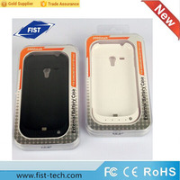 battery charging case for S3 mini external battery case for samsung galaxy s3 mini