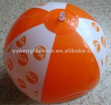 18 inches beach ball with printing logo