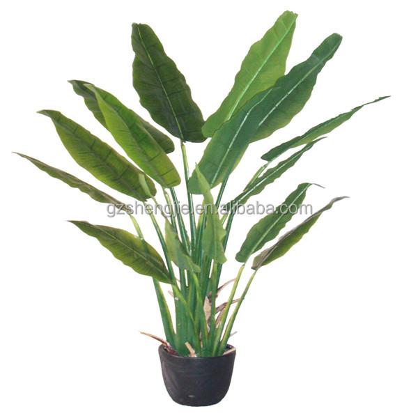 bonsai artificial plantartificial banana treessmall