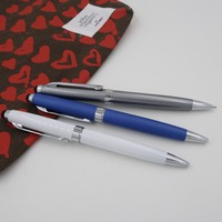 roller ballpoint pen with cap promotion item for office