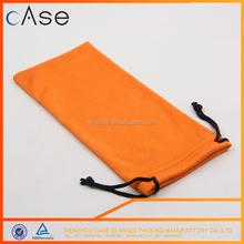 WZ Custom printed microfiber bag for sunglasses D03CASE