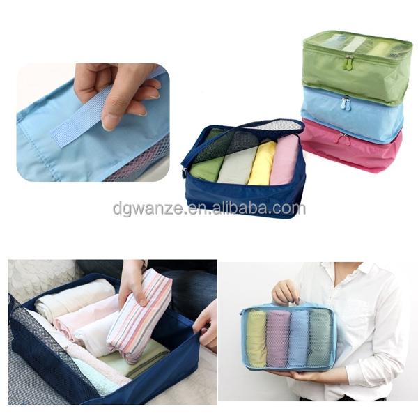 fashion polyester makeup case