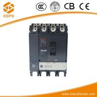 NSX 400a 4p switch gear mccb circuit breaker