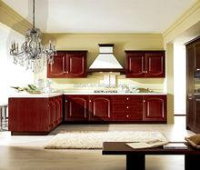 import acrylic PVC UV PETG model kitchen cabinet