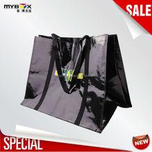 2015 custom color and logo printed cheap shopping plastic bag