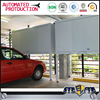Stainless steel over bonnet storage box/ apartment garage storage cabinets/over car bonnet storage box