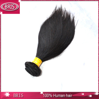 most popular full cuticle natural color can be dyed korean hair