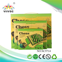 Hot selling top quality inflatable chess game in many style