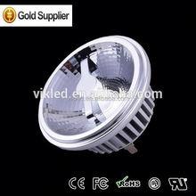 interior driver 12w cool white ar111 g53 spotlight led