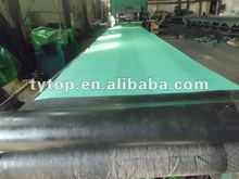 high friction pulley lagging rubber sheet