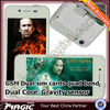 4.0 inch IPS Dual SIM Card Android Mobile Phone MTK6577