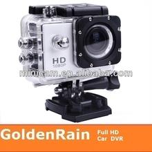 1080P Full HD Waterproof WIFI go pro hero 3 black edition camera