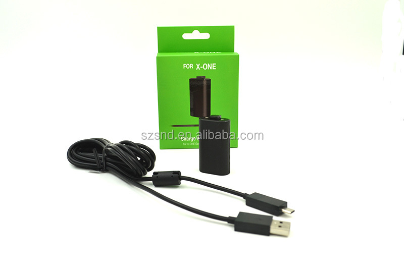 Cable Accessories Product : Battery cable accessories for xbox one controller