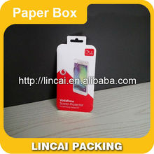 China factory matte anti-static screen protector blister pack