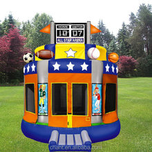 mickey park inflatable bouncer with slide USA