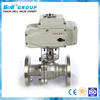 electric 3 inch cf8m stainless steel ball valve