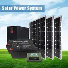 Factory price light and handy mini Solar Energy System with low price