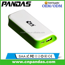 shenzhen Low cost 5000mah portable power bank charger 5000 mah