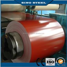 export double printing ppgi steel coil