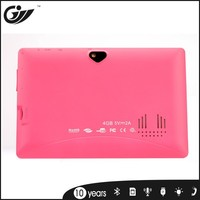 2015 china 7 inch touch screen tablet pc