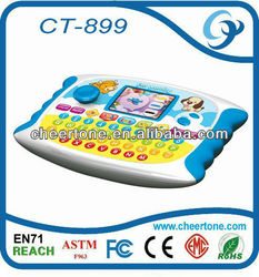 2013 newest 2.7 '' inch color screen children sound book & reading pen