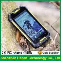 Walkie talkie mobile phone gps IP68 Waterproof Rugged phone 3G GPS Triproof outdoor mobile phone Walkie talkie