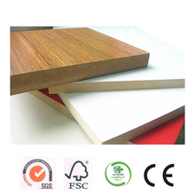 ADMY factory low prices laminated 17mm waterproof mdf board/mdf/mdf sheet wholesale
