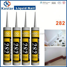 100% water based,flexible,water soluble glue,factory price