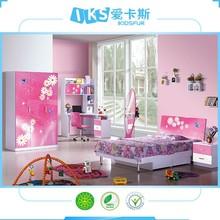 beauty girls bedroom wardrobes 8361#