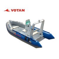 Votan 2015 Fishing Rib Boats for Sale 4.7m RIB 470W PVC or Hypalon
