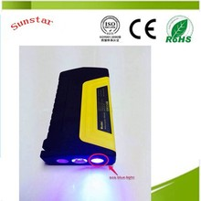 12V 16800mAh jump starter micro start jump starter with Hammer and Knife and Inflation Pump for Car of Jump Starter
