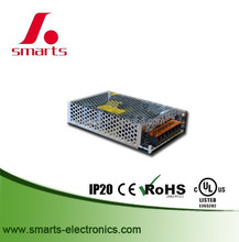 110v 5v 12v 24v power supply 120w aluminum mesh