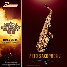 Unique Musical instrument, alto saxophones, cheap price