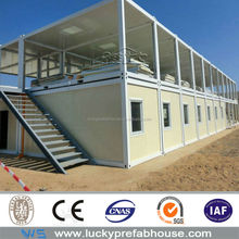 stainless steel used shipping container homes