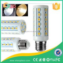7W 12W 15W 25W 30W 40W 50W SMD Led Bulbs Light Corn Lamp E27 E26 E14 B22 Led Lights Warm/Cool White AC 110-240V + 2 Years Warran