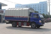 FORLAND bulk-grain carrier truck