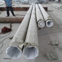 China Electric Utility Metal Pole