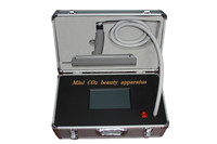 Goldstar: Professional Corns removal&Nose warts/face yellow warts removal newly portable co2 mini laser machine: Model GS2006+