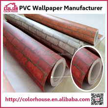 new wallpaper 2015 new wallcovering manufacturer in China